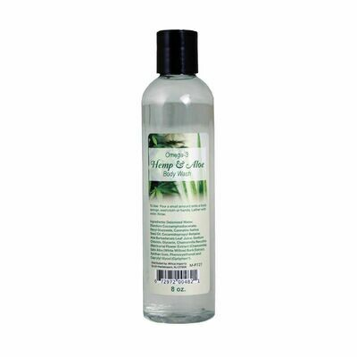 Omega-3 Hemp & Aloe Body Wash