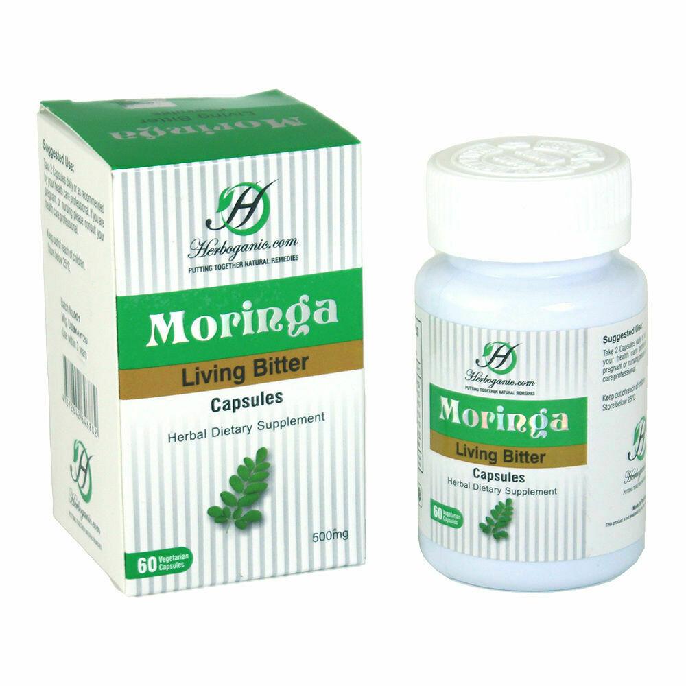 Moringa Living Bitters Capsules