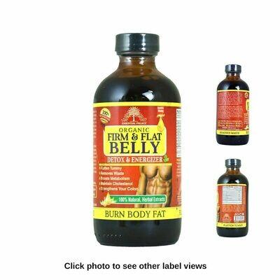 Organic Firm & Flat Belly Detox - 8 oz