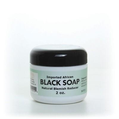 Black Soap - Natural Blemish Remover