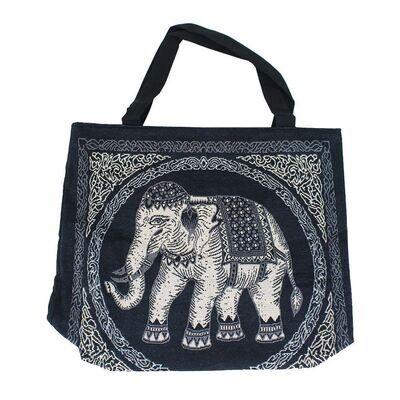 Good Luck Elephant Tote Bag