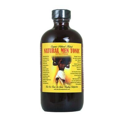 Organic Natural Men Tonic 8oz.