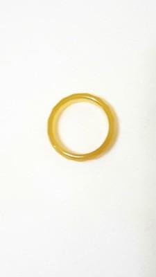 Yellow Jade Ring