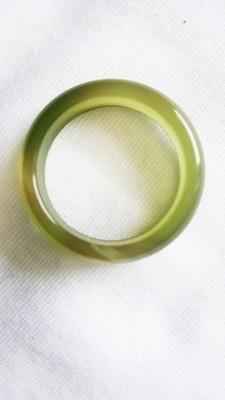 Green Labradorite Ring