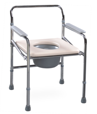 Commode chair - No wheels