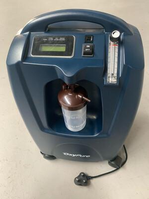 Oxygen Concentrator OxyPure 5lpm