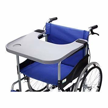Wheelchair tray