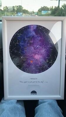 Nebula Starmap (customized)