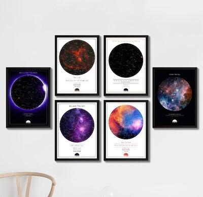 Nebula Starmap (New Designs)