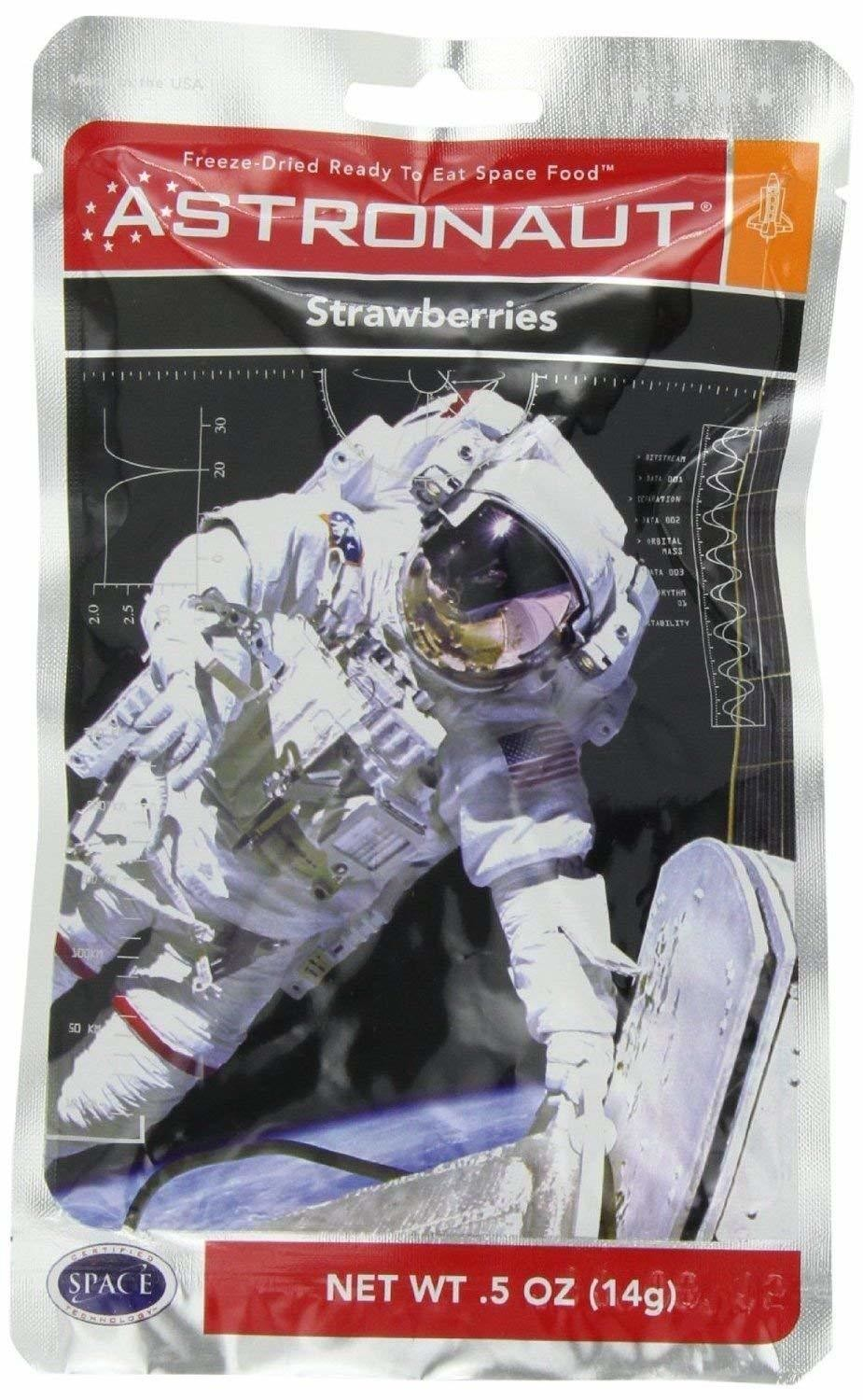 Space Food Freeze-Dried Ready To Eat Fruit