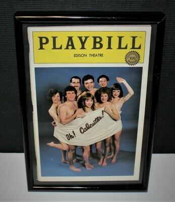 PLAYBILL 1984