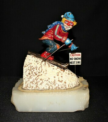 Ron Lee 1985 Downhill Skiing Clown