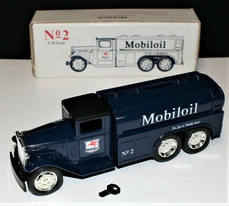 ERTL Mobiloil 1930