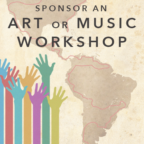 Sponsor an Art or Music Workshop
