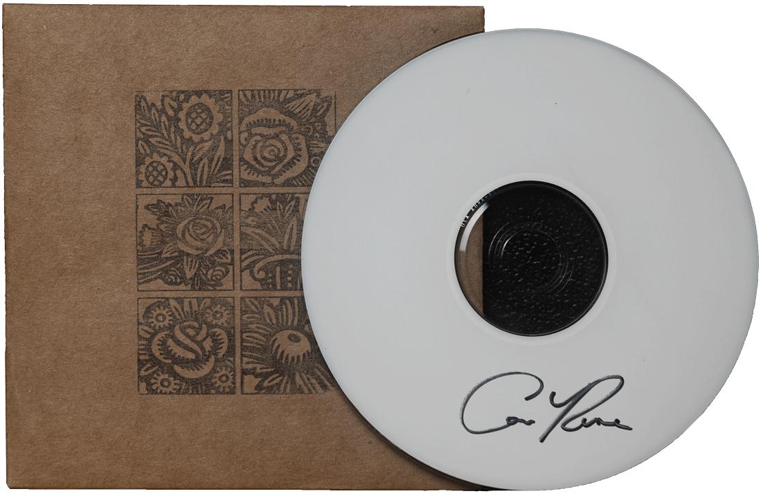 Custom Signed Album by Cora Rose