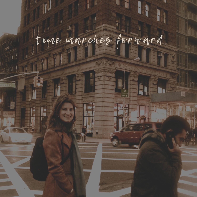 Time Marches Forward (Digital Album)