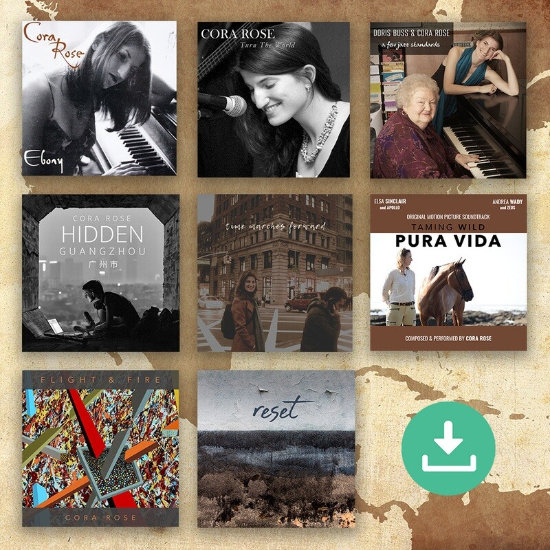 Cora Rose Discography