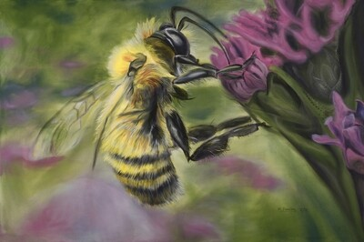 Bee (Sold)