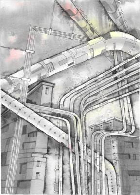 Industry Doodle