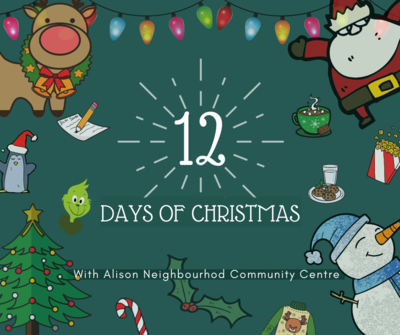 12 Days of Christmas Advent Activity Box Donation