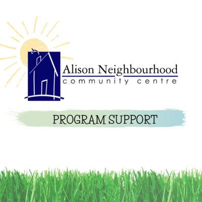 Program Support Donations