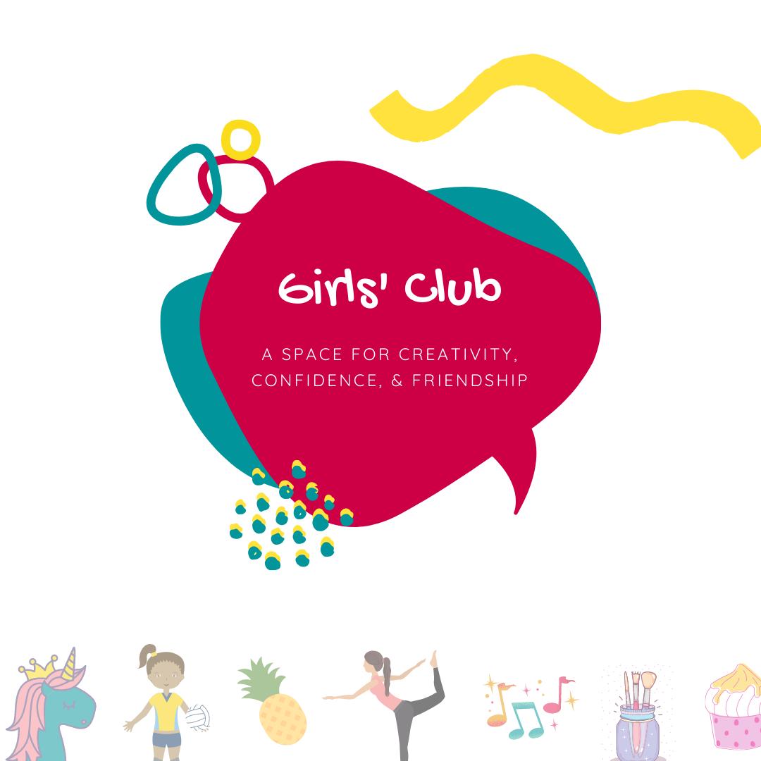 Girls Club Registration *Grades 1-3*