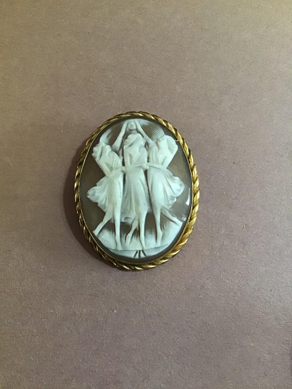 Three Female Ilmu Khodam Spirits, Wisdom, Knowledge and Discerning of Past, Present and Future