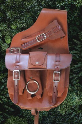 Medicine Saddle Bag