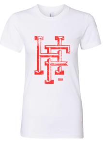 Hardcore Women-Monogram HF T-shirt