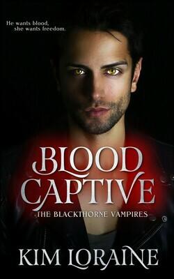 Blood Captive SIGNED