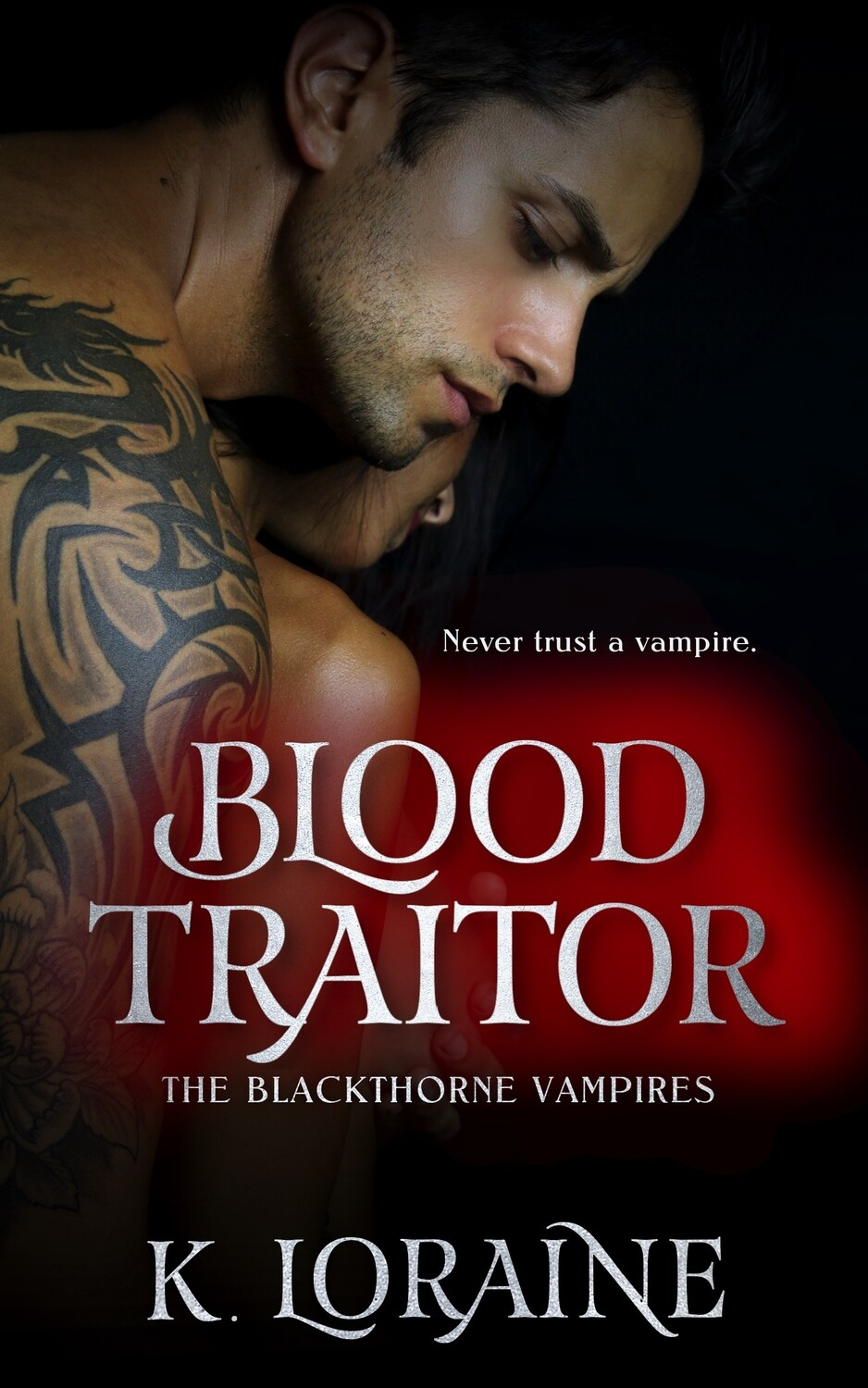 Blood Traitor SIGNED