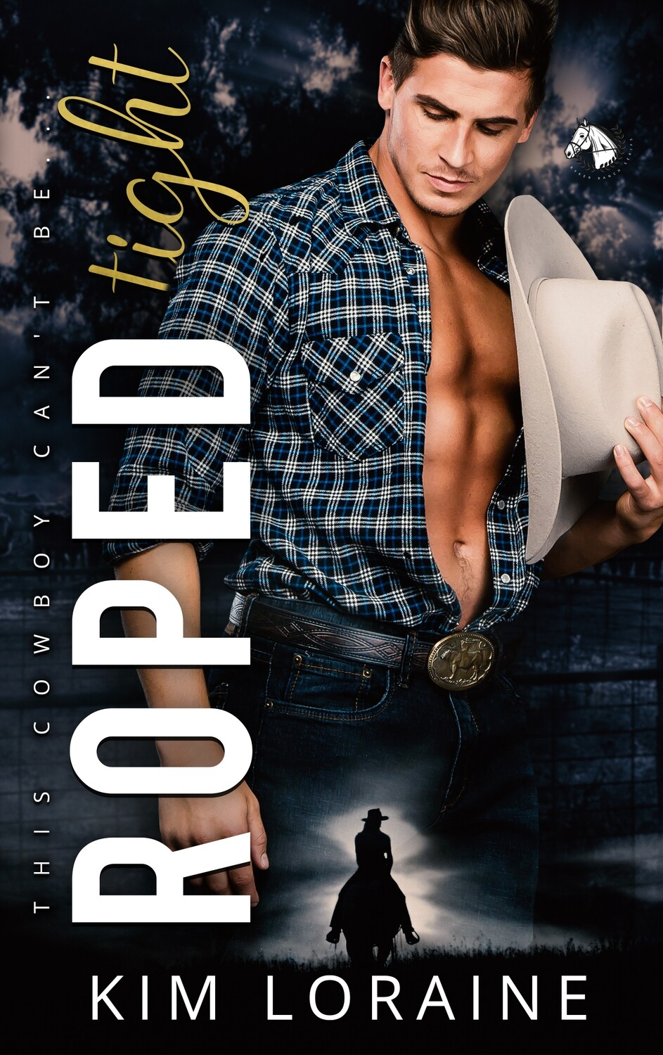 Roped Tight Signed Copy