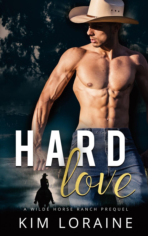Hard Love Signed Copy