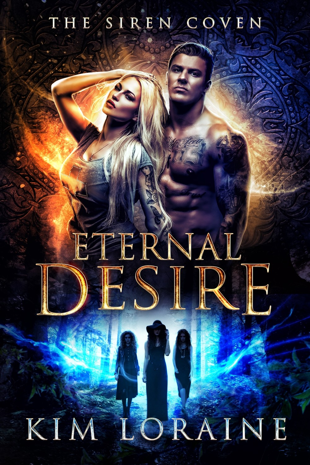 Eternal Desire - SIGNED UNICORN COVER
