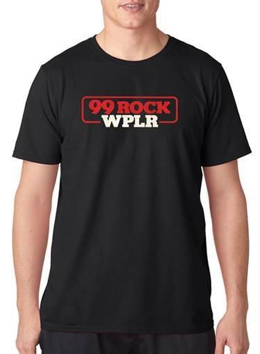 WPLR Retro 80's T-shirt