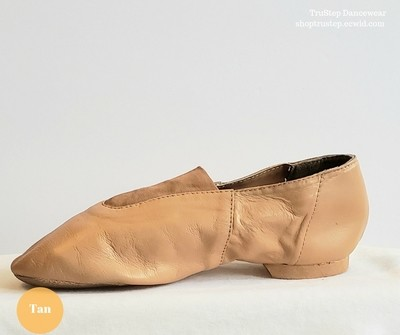 Tan Jazz Boot