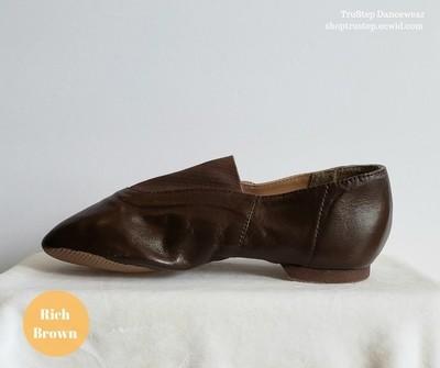 Rich Brown Jazz Boot
