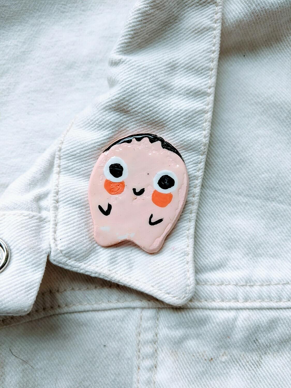 Mental Health Fairy Pin