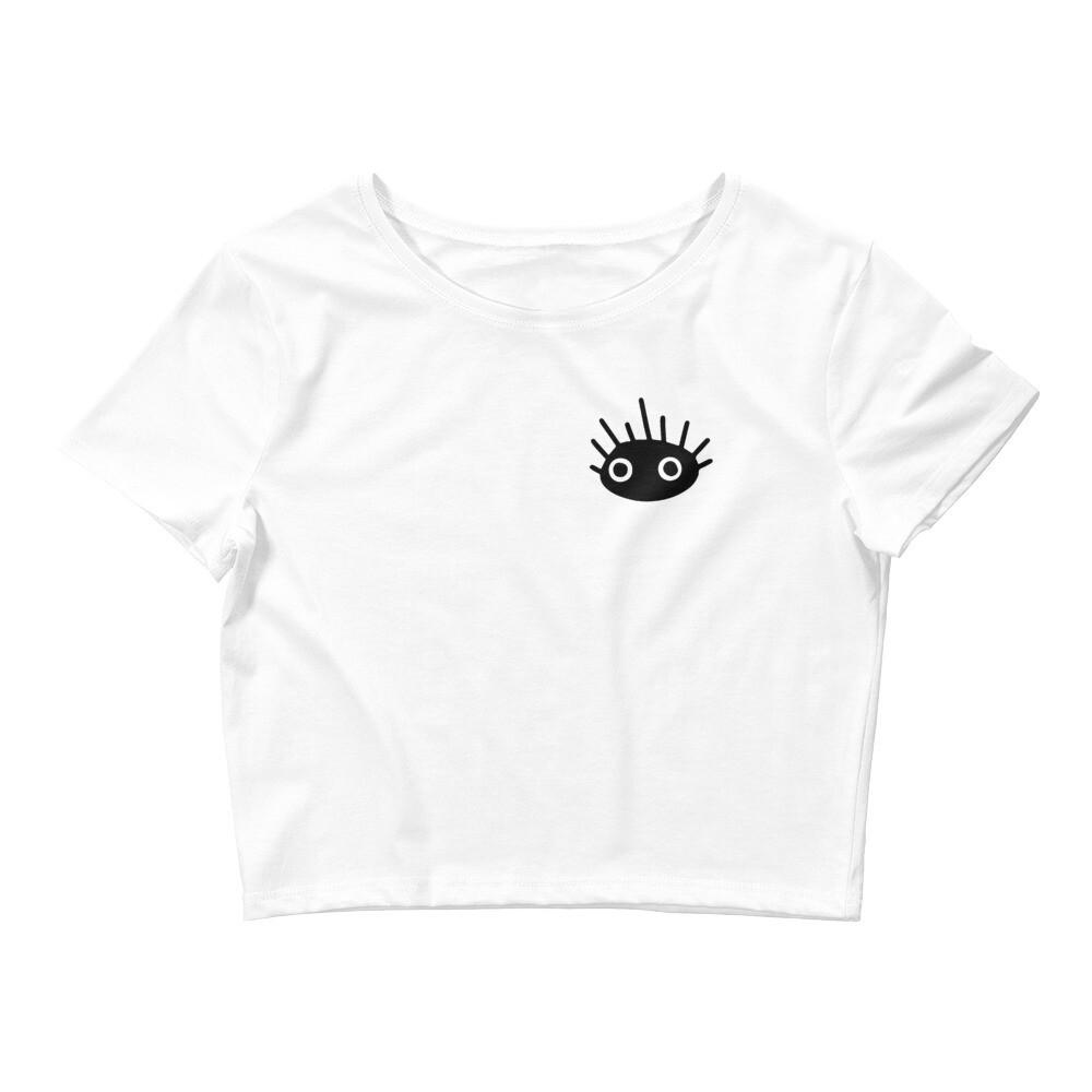 Urchin Crop Top T-Shirt