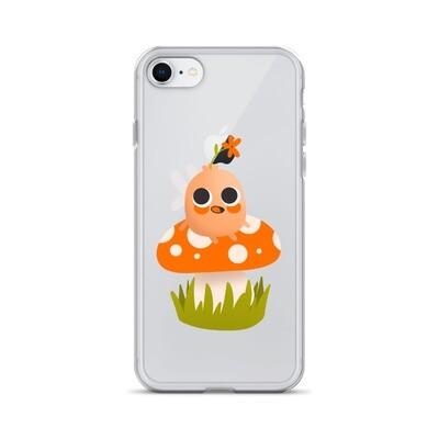 Mental Health Fairy Mushroom iPhone Case