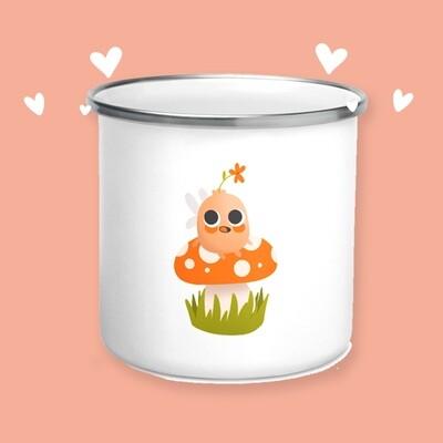 Mental Health Fairy Camping Mug