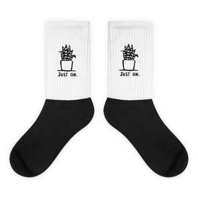 Just Ok Socks