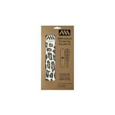 All Mountain Style - Regular Frame Guard Kit - Clear/cheetah