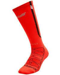 New Balance Run Reflective Compression OTC Sock