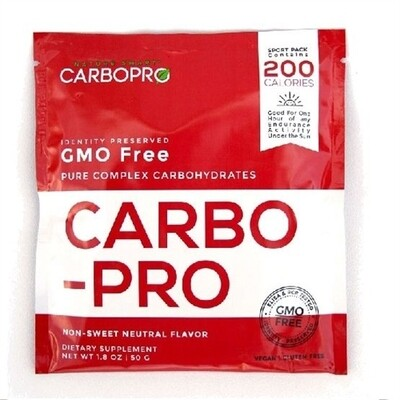 Carbo-Pro Single Serve