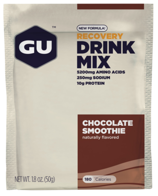 Gu Recovery Chocolate Smoothie