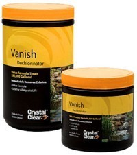 Vanish-Dry Dechlorinator 8 oz.Treats up to 48,000 Gallons..
