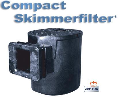 """Savio Compact Skimmer W/8.5"""" Weir"""