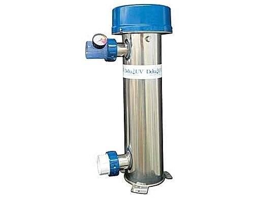 Elektra Pro UV Ligh    t EP5  Ponds up to 5,000 Gallons.