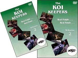 THE KOI KEEPERS VOLUME 2 DVD